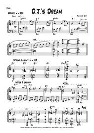 D.J.s Dream - Latin/Samba - Lead sheet