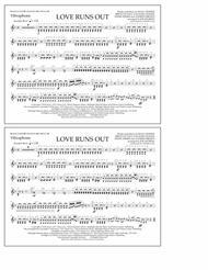 Love Runs Out - Vibraphone