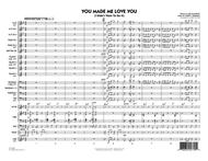 You Made Me Love You (I Didn't Want to Do It) - Conductor Score (Full Score)