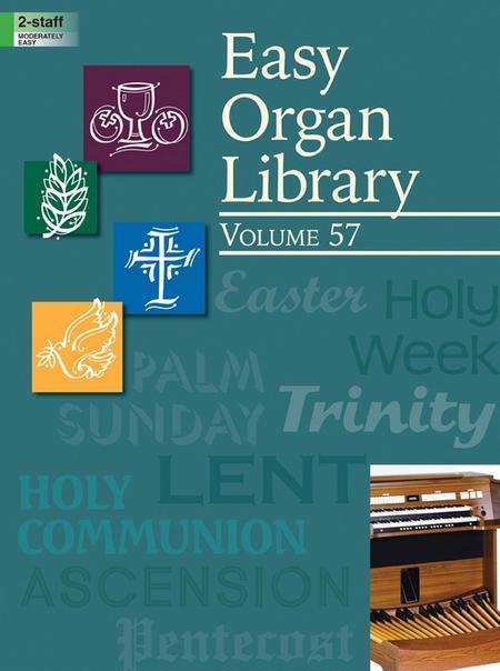 Easy Organ Library, Vol. 57