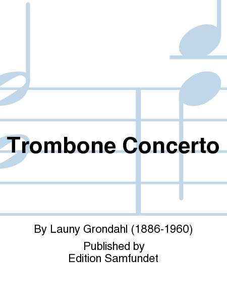 launy grondahl trombone concerto pdf download