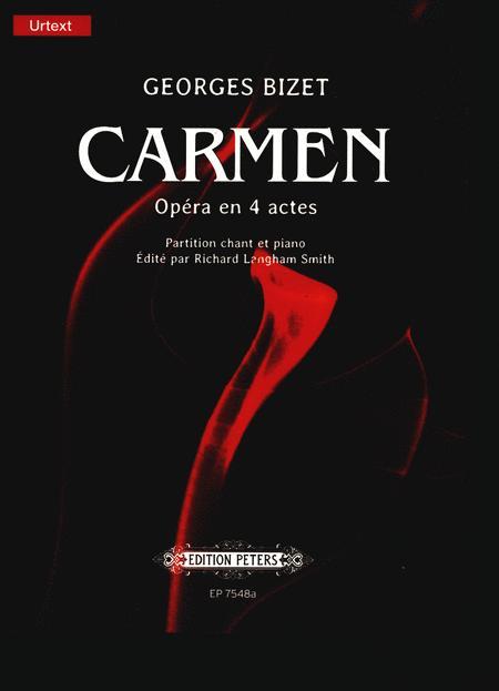 Carmen - Opera in 4 acts (1873-75)