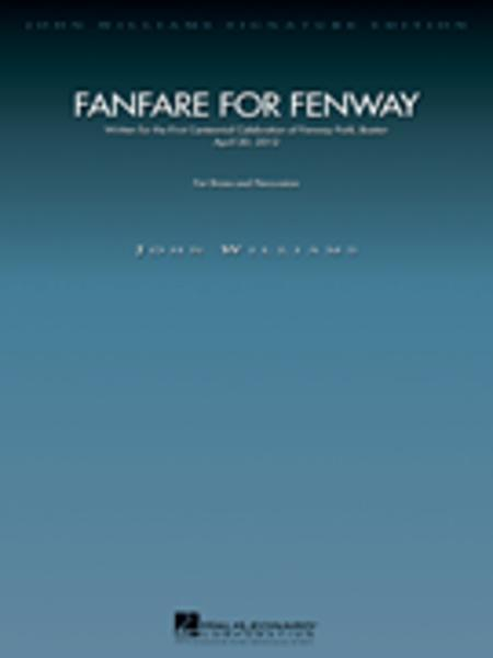 Fanfare for Fenway