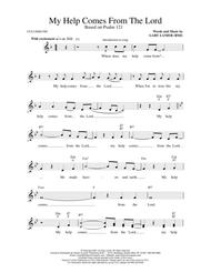 My Help (Cometh From The Lord) - The Brooklyn Tabernacle ...
