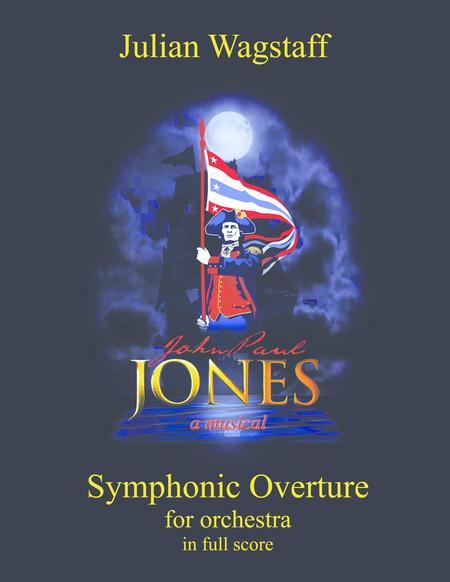 John Paul Jones - Symphonic Overture (score)