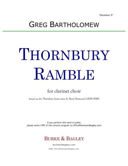 Thornbury Ramble