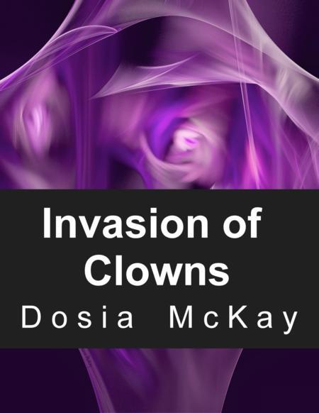 Invasion of Clowns for Saxophone Quartet