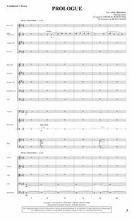 Canticles in Candlelight - Score