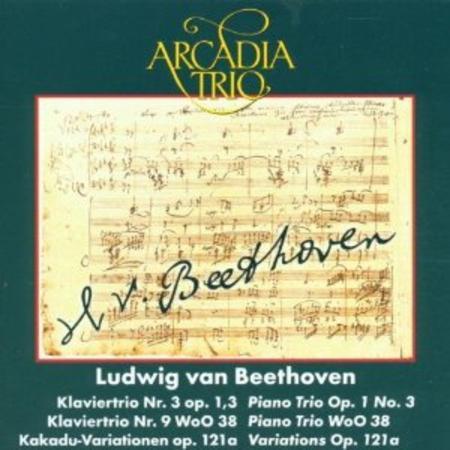 Klavier Trios Nos. 3 & 9; Var.
