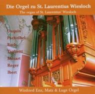 Organ of St. Laurentius Wieslo