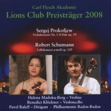 Lions Club Preistraeger 2008