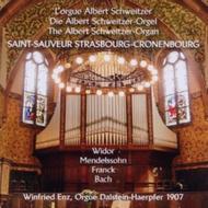 Die Albert Schweitzer-Orgel
