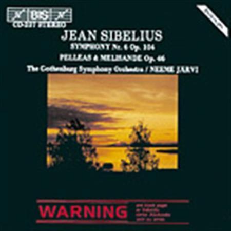 Symphony No. 6; Pelleas & Meli