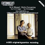 Violin Concertos Nos. 3 & 5