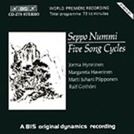 Nummi: 5 Song Cycles