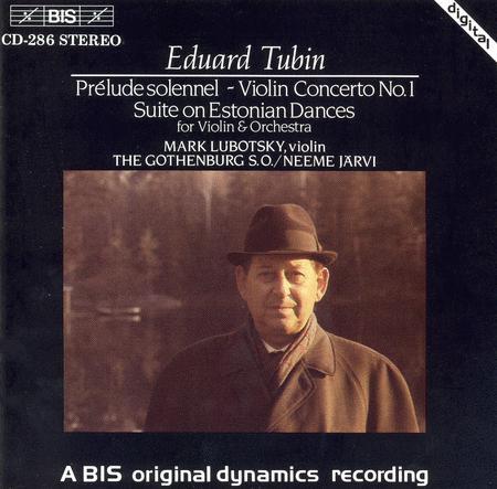 Prelude Solennel; Violin Conce