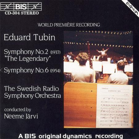 Symphony No. 2; Symphony No. 6