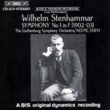 Wilhelm Stenhammar Symphony N
