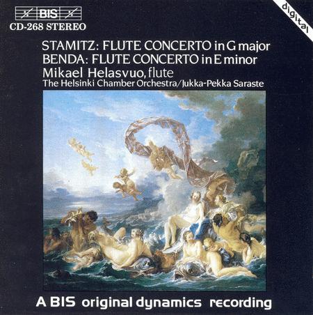 C. Stamitz; F. Benda: Flute