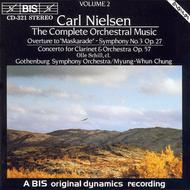 Volume 2: Complete Orchestral Music