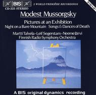 Mussorgsky: Pictures At an Exh