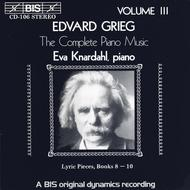 Volume 3: Complete Piano Music