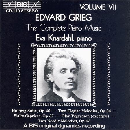 Volume 7: Complete Piano Music