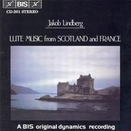 Lute Music From Scotland and F