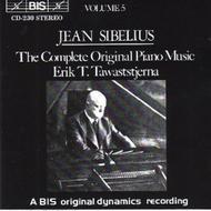 Volume 5: Complete Original Piano Music