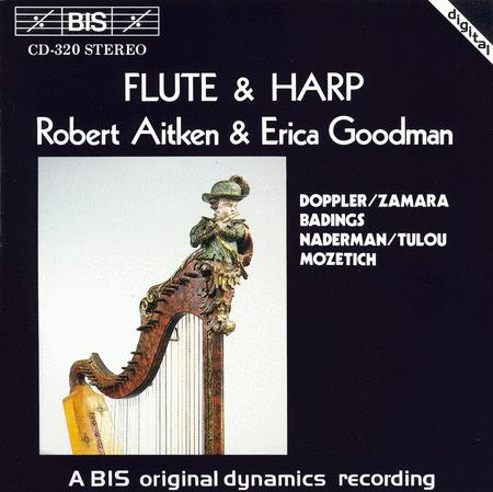 Flute and Harp Music