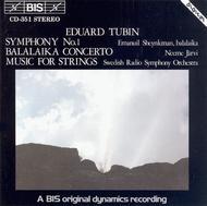 Symphony No. 1; Balalaika Conc
