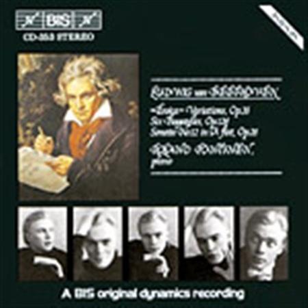 Eroica Variations; 6 Bagatelle