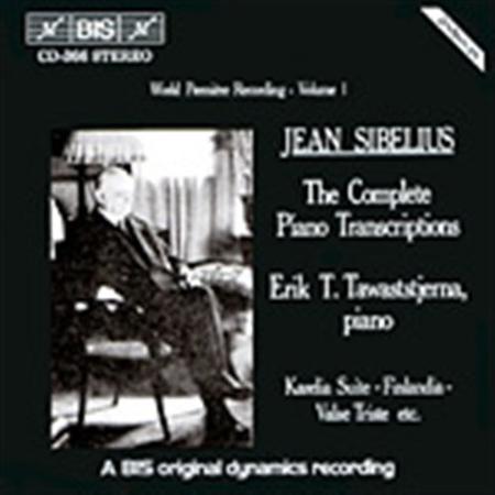 Volume 1: Complete Piano Transcript
