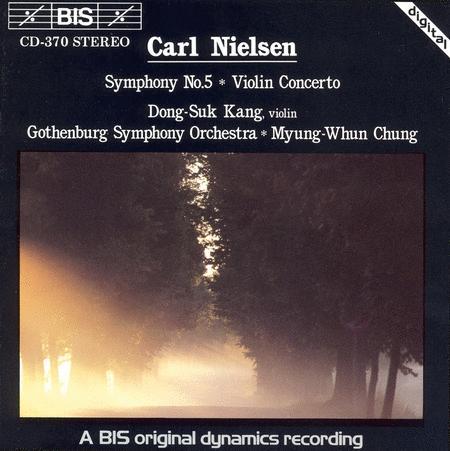 Symphony No. 5; Violin Concert