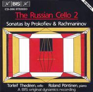 Prokofiev; Rachmaninov: Cello