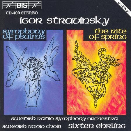 Symphony of Psalms; the Rite O