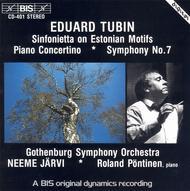 Sinfonietta on Estonian Motifs