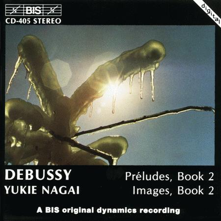 Preludes Book 2; Images Book