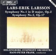 Larsson: Symphonies Nos. 1 And