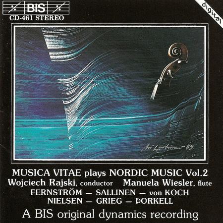 String Suite; Sallinen: String