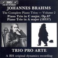 Volume 2: Piano Trios