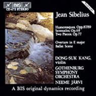 Sibelius: 6 Humoresques; 2 Ser