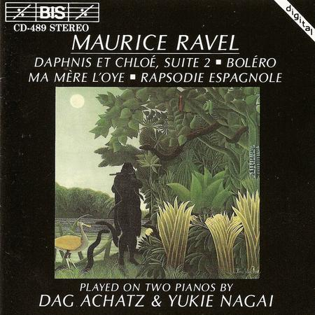 Ravel: Music for 2 Pianos