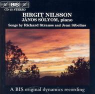 Strauss R.; Sibelius: Songs