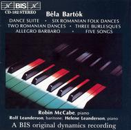 Bartok: Piano and Vocal Music