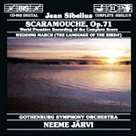 Scaramouche Op. 71; Wedding M