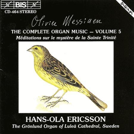 Volume 5: Complete Organ Music