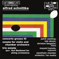 Concerto Grosso No. 3; Violin