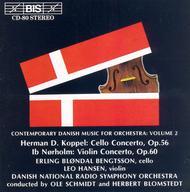 Koppel: Cello Concerto; Norhol