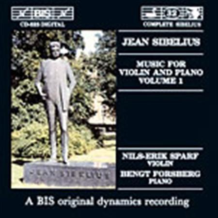 Volume 1: Music for Violin & Piano